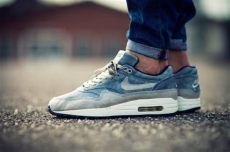 nike air max 1 dirty denim nike air max 1 denim by robin wemmers sweetsoles sneakers kicks and trainers on
