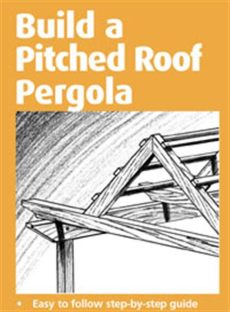 8 x 10 pergola plans must see backyard arbor - Pitched Roof Pergola Plans Free