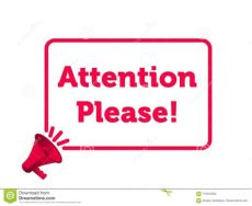 your attention please clipart attention stock illustrations 424 attention stock illustrations vectors