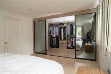 walk in wardrobe sliding doors sliding door wardrobes fitted wardrobes bournemouth poole