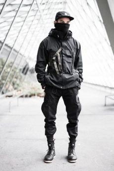 techwear style guide wardrobe essentials - Techwear Fashion