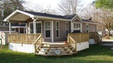 mobile home deck designs pictures mobile home decks and stairs decks ideas