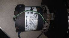 fasco u21b fasco 7021 7617 type u21b draft inducer blower motor ebay