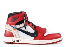 nike x off white air jordan 1 chicago air 1 retro high white the ten chicago kickstw