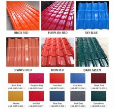 different kinds of roofing materials in philippines foshan 10 years no color fading color roof philippines buy color roof philippines color roof