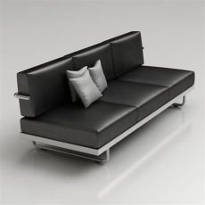 le corbusier lc5 schlafcouch couch 3d le corbusier lc5 sofa high quality 3d models