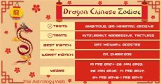 dragon zodiac sign personality year of the zodiac personality compatibility the astrology web
