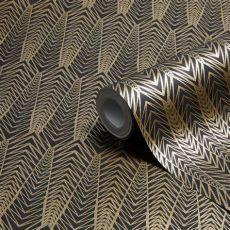gold and silver art deco wallpaper colours gatsby black gold deco metallic wallpaper departments diy at b q