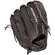 worth liberty advanced softball glove closeout worth la120bl liberty advanced series fastpitch softball glove 12 quot