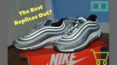 replicas nike air max 97 best replica version of the air max 97 ul 17 silver bullets