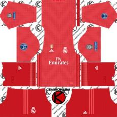 league soccer kits for real madrid dls 2018 19 league soccer kit - Kit Real Madrid 19 Dls Chions League