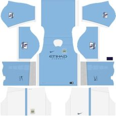 kit dls manchester city kits league soccer kit manchester city dls 16