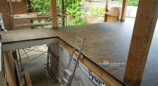 vinyl deck flooring installation vinyl deck covering rona decks ideas