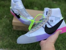 off white x nike blazer queen 2018 white x nike blazer mid quot the quot aa3832 102