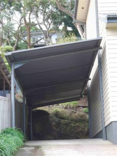 cantilever awning plans cantilevered carport awning home design ideas pictures remodel and decor
