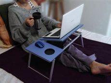 como hacer mesa plegable para laptop mesa de cama para laptop 599 00 en mercado libre