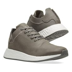 adidas x wings horns nmd r2 ash white end - Adidas X Wings And Horns Nmd Felt Sneaker