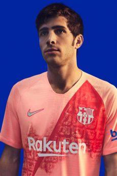 nike third kits 1819 barcelona 2018 19 nike third kit 18 19 kits football shirt