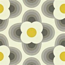 wallpaper orla kiely uk striped petal wallpaper graphite 110402 harlequin orla kiely wallpapers collection