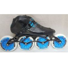 lxt skates lxt blue 4 x 110 skate package with lite racing shoe feasta wheels rs 107000 pair id