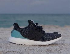 adidas ultra boost 40 parley carbon now available parley x adidas ultra boost 4 0 quot carbon quot sneaker shouts
