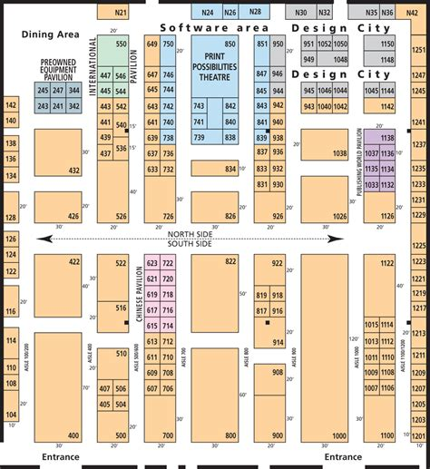 print world trade show conference