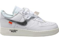 air 1 low virgil abloh white af100 - Nike Off White Air Force 1 Low