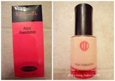 koh gen do aqua foundation 012 review koh do aqua foundation spf 15 pa and how to the color my lovely