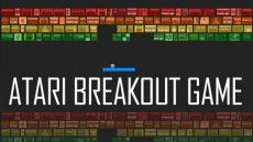 play atari breakout on - Atari Breakout Online