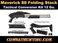 mossberg maverick 88 tactical kit m88tck12 maverick 88 folding stock tactical conversion kit maverick 88 shotgun