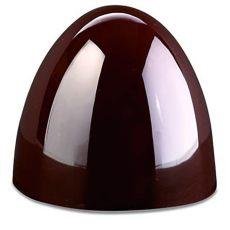 pavoni polycarbonate chocolate moulds pavoni pc37 pavoni polycarbonate chocolate mold coupole dome 21