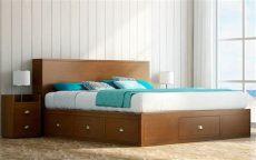 camas matrimoniales modernas fotos imagenes de camas de madera fotos presupuesto e imagenes
