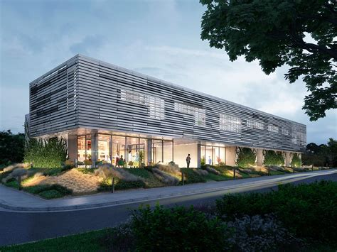 architectural rendering architectural visualization compettion veterinary building
