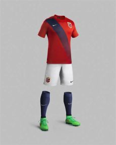 nike full kit national team kits by nike honor team s heritage nike news