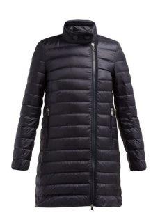 berlin lightweight quilted coat moncler matchesfashion us - Moncler Berlin Neueroffnung