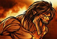 attack on titan eren drawing how to draw eren titan from attack on titan step by step anime characters anime draw