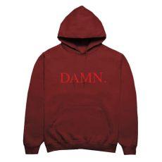 tde damn hoodie tde drops new kendrick lamar damn merch all black media