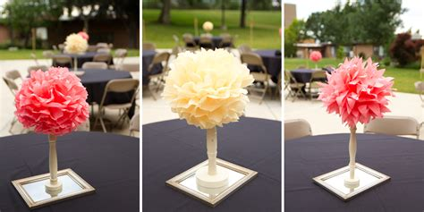 main craft confessions super cheap wedding centerpieces