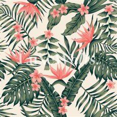 tropical leaf wallpaper australia botanical wallpaper australia luxe walls removable wallpapers