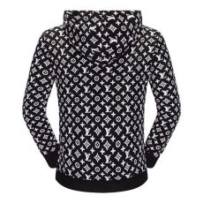 black supreme lv hoodie sema data co op - Louis Vuitton Supreme Hoodie Black