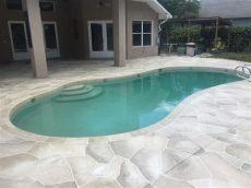 pool deck tile design ideas concrete designs florida decorative pool deck florida