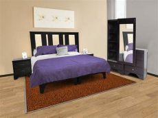 recamaras king size modernas precios cabecera recamara king size minimalista muebles modernas 1 581 00 en mercado libre