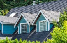 18 different types and styles of roofs for houses with pictures - Kinds Of Roof Styles