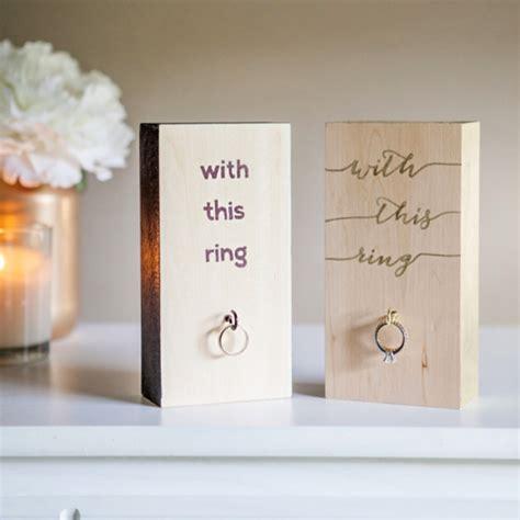 Diy Wedding Ring Holder Ideas.html