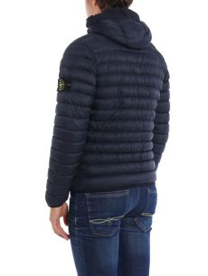 island garment dyed micro yarn jacket padded jackets 651543824v00 20 - Stone Island Garment Dyed Micro Yarn Down Jacket