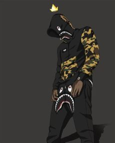 bape supreme dope cartoon characters 19 best images about dope supreme bape nike on follow me posts and artworks