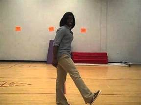 easy steps electric slide 4 youtube