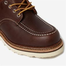 red wing oxford work shoes wing leather 8109 work oxford shoe in brown for lyst