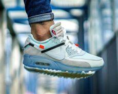 white nike air max 90 release date sneaker bar detroit - Off White Air Max 90 On Feet