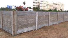 precast concrete fence panels cost precast concrete fence panels residential